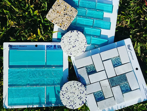 "Do I have to use ""Tile designed for Swimming Pools""?"