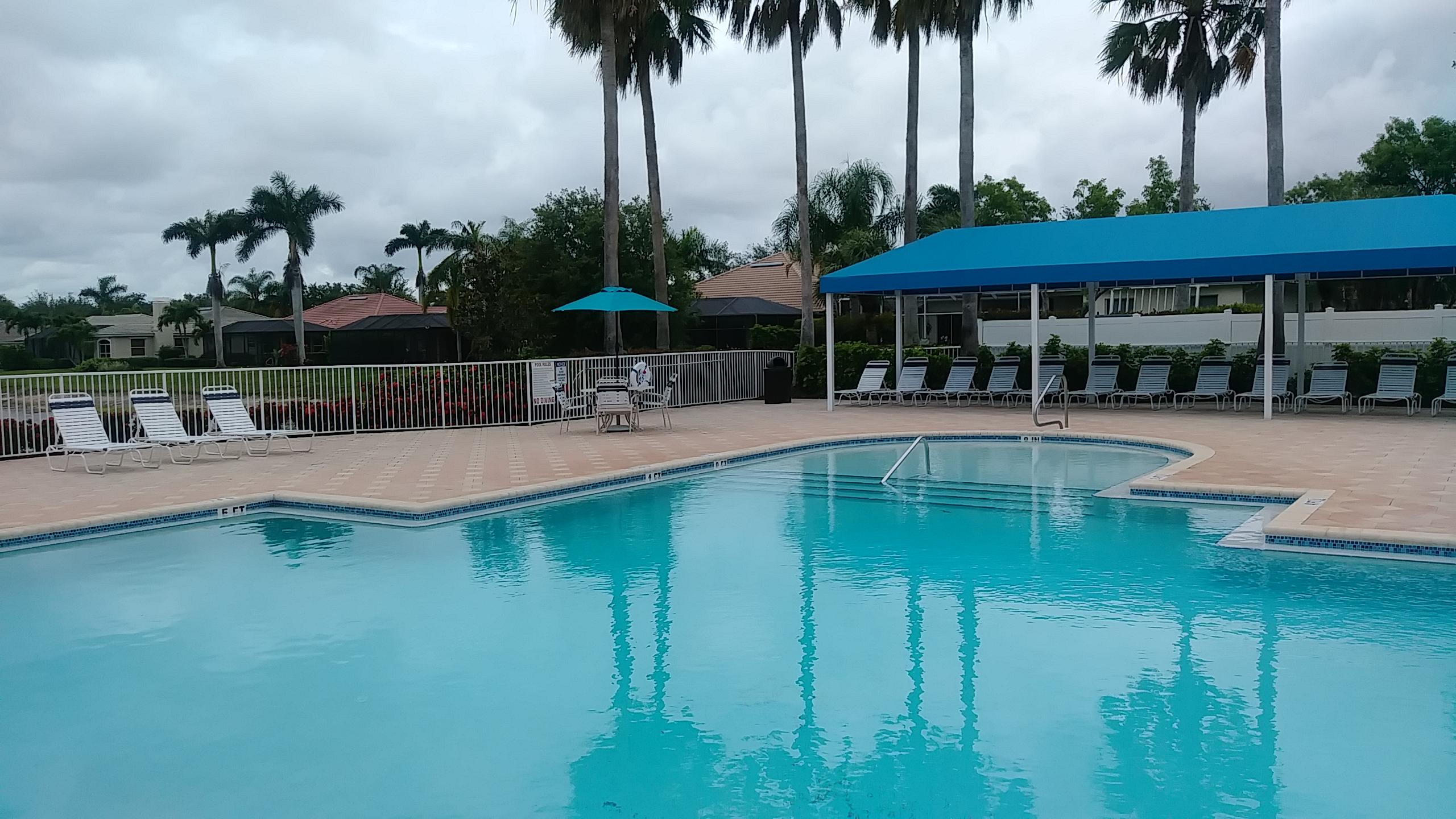 "Community Pool Renovation ""After"""