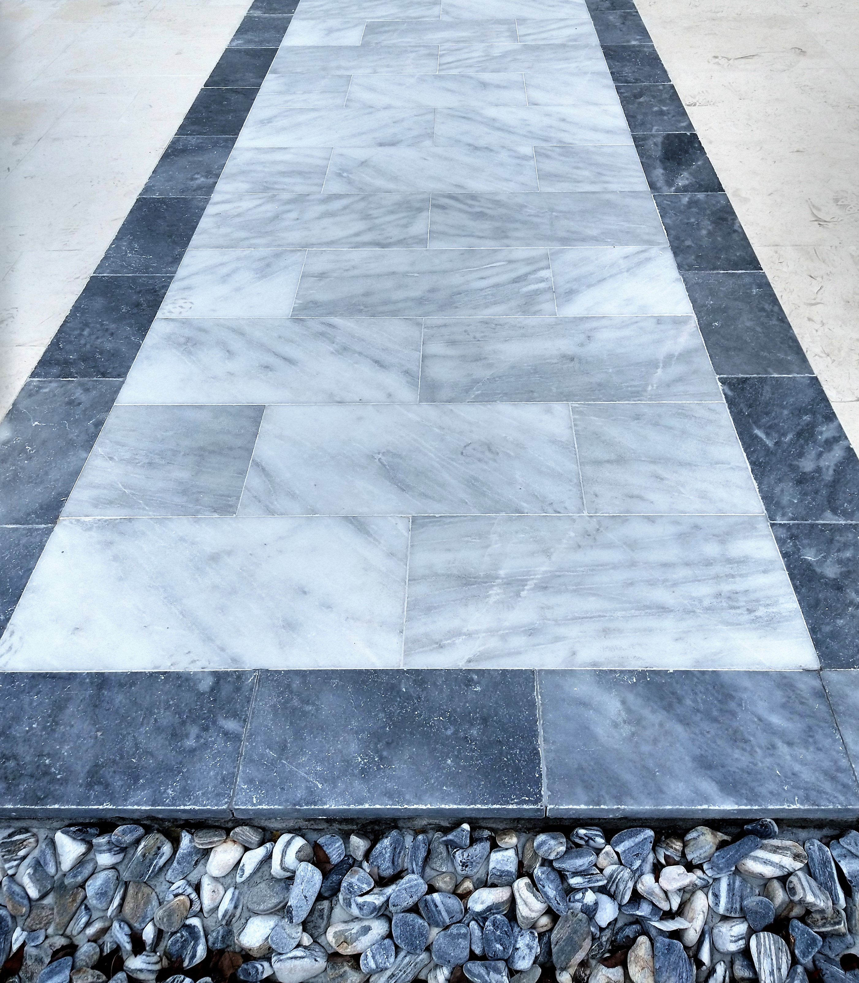 Marble, Travertine, Shell Stone & More