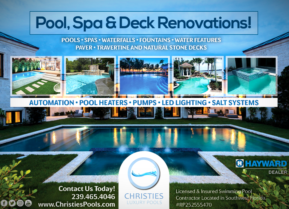 Christie's Pools Renovations