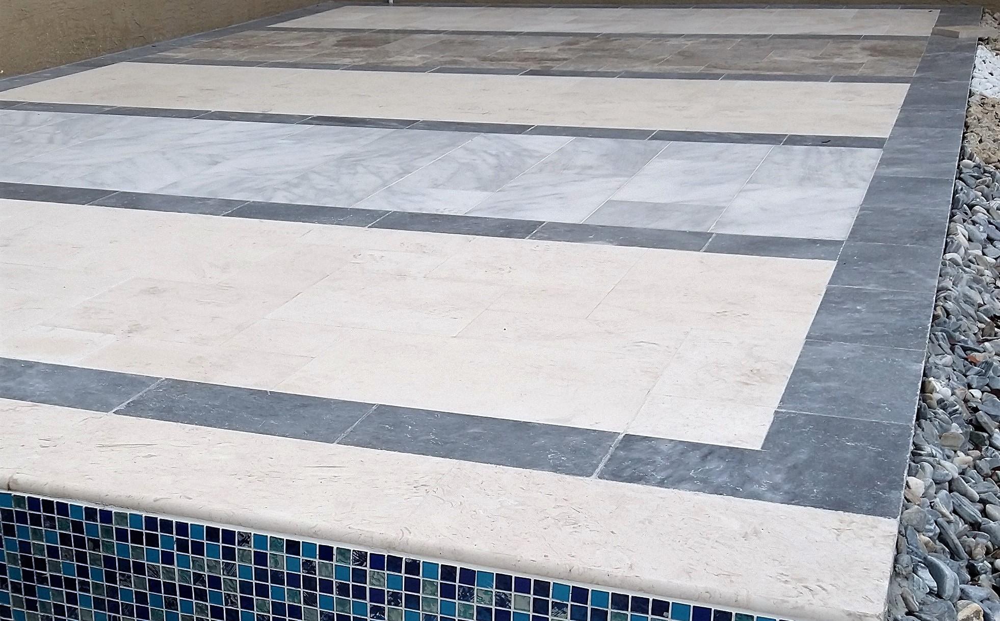 Stone for Pool Decks