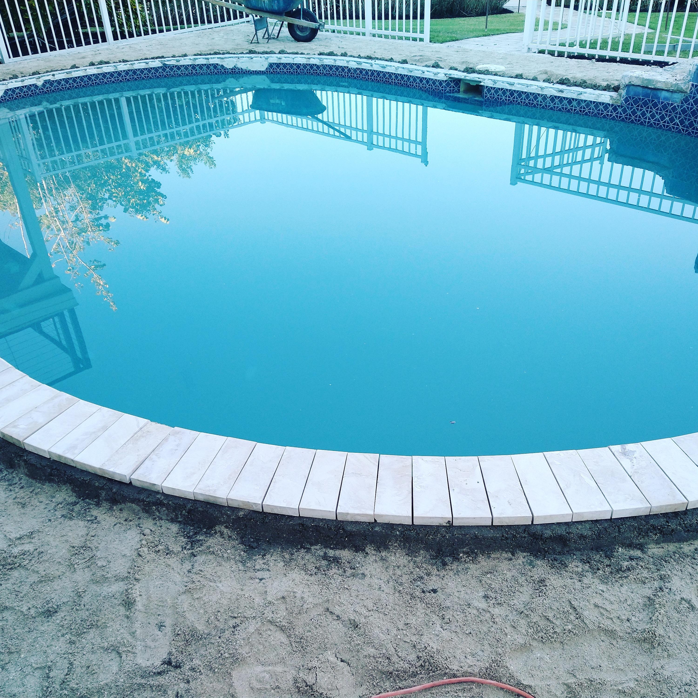 Pool, Spa & Deck Renovation