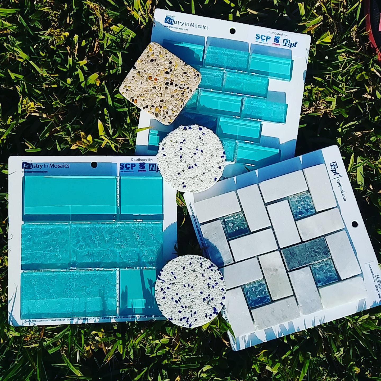 Popular Pool Tile
