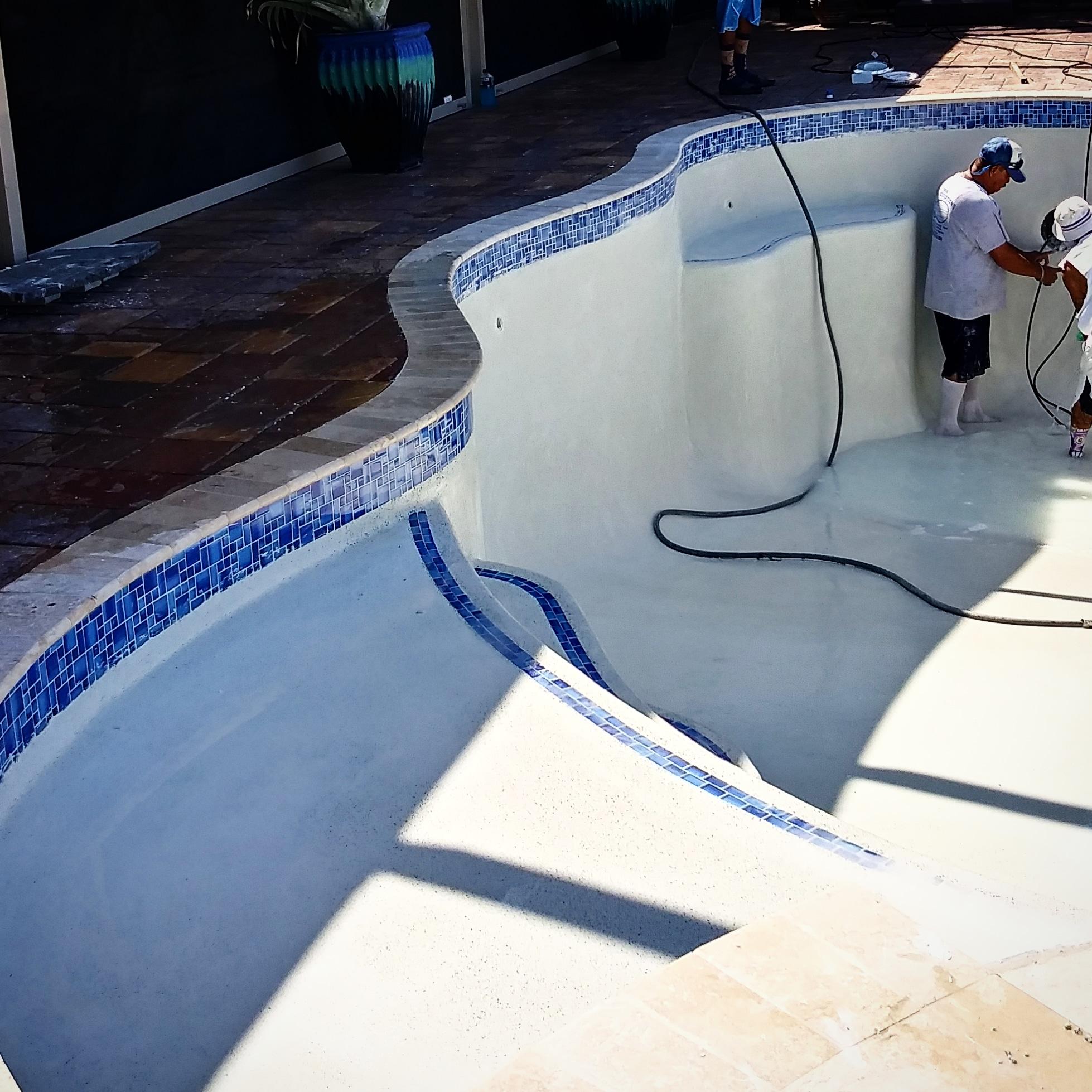 Residential Pool Renovation