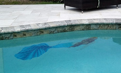 Mosaic Tile Mermaid