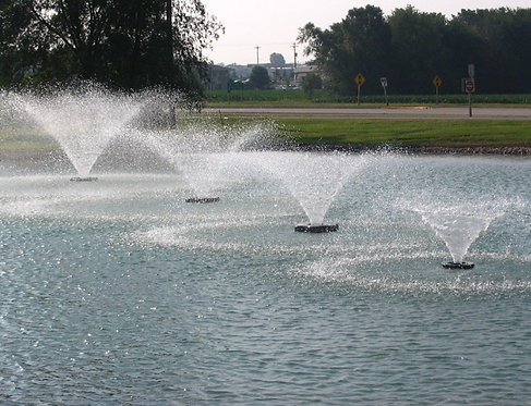 2400VFX Kasco Aerating Fountain