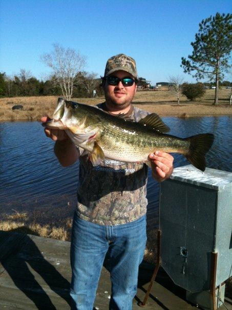 Dustin's Largemouth Bass
