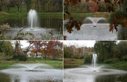 4400JF 1hp 120v Kasco Decorative Fountain