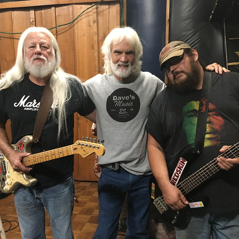 ARe Randal Blues Band in the Studio