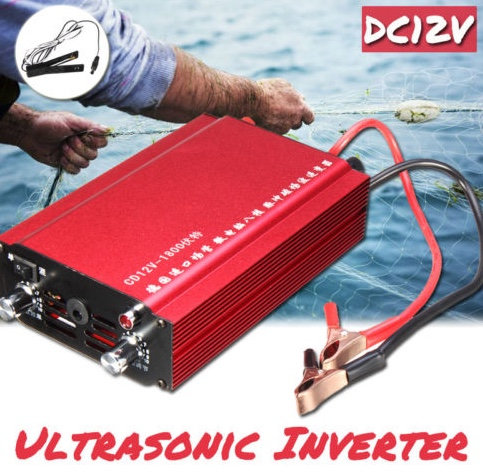 68000 ULTRASONIC INVERTER FOR ELECTROFISHING