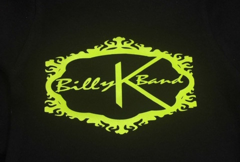 Billy K Band Neon