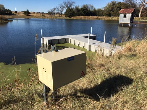 Connect a Dock – 16′ Dock with Walkway High Profile 2000 Series