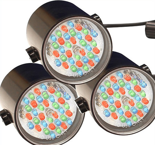 RGB Lighting 3 light Kit