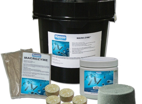Waste & Sludge Reducers Why Macro-Zyne by Kasco