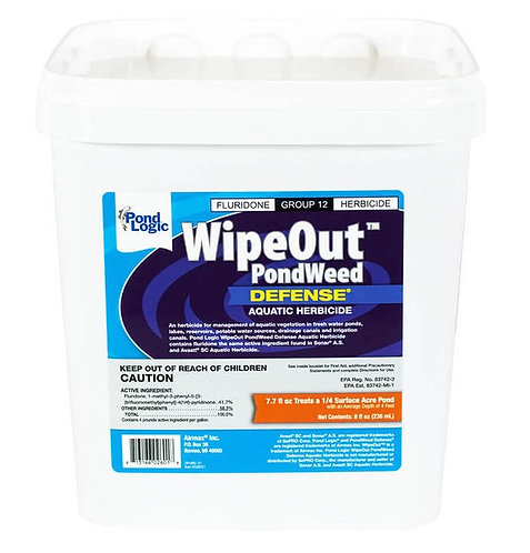 Wipe Out by Pond Logic 7.7 Ounce