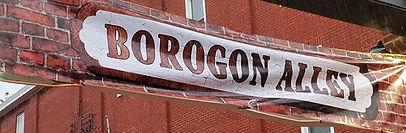 Borogon Alley sign.jpg
