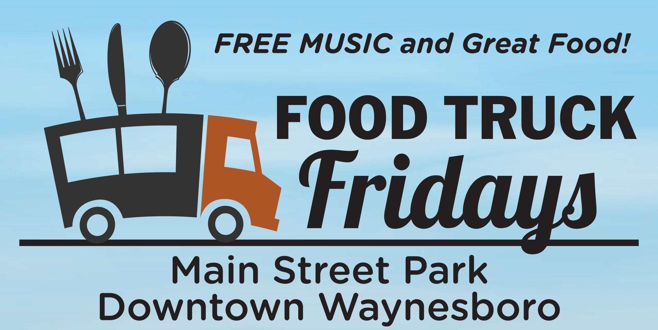Food Truck Friday header