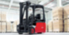 Linde forklift, used products