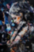 Collage Infinite Dreams van Danielle Hoppenbrouwers
