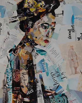 Collage Yumi van Danielle Hoppenbrouwers