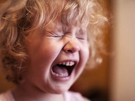 Parenting on Purpose - How To Deal With Toddler Temper Tantrums