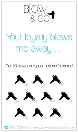 Loyalty Card Design