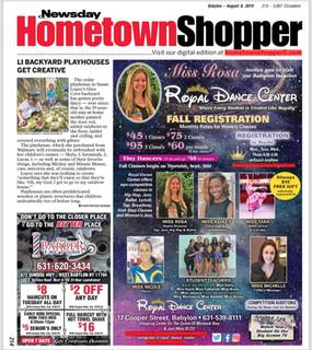 Newsday's Babylon Hometown Shopper