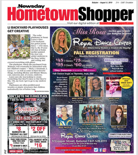 Newsday's Babylon Hometown Shopper