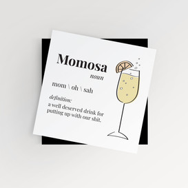 Mother's Day / Birthday Card