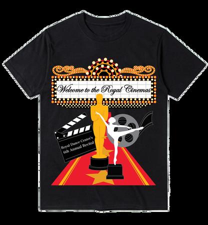 Recital Tee Shirt Design