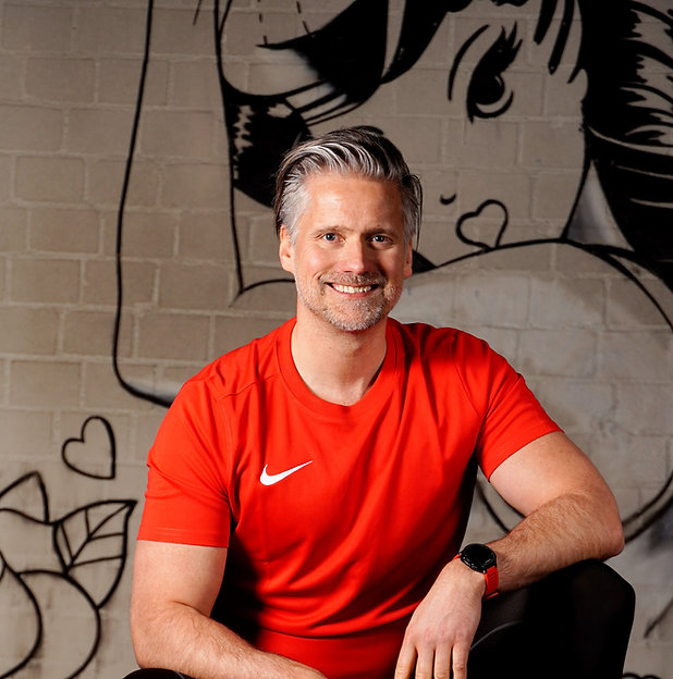 Personal Trainer Hamburg Michael Kleist