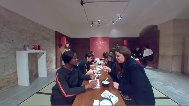 Shiseido Event 360