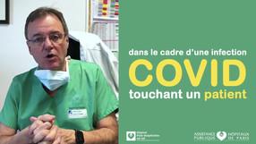 Essais clinique - COVID