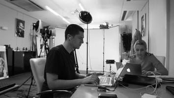 production vidéo fond vert