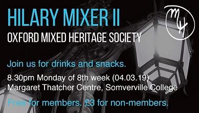 Hilary Mixer II