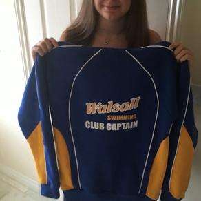 Abby is New Club Captain