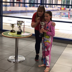Walsall Swimmers Excel at Stafford Apex Development Gala