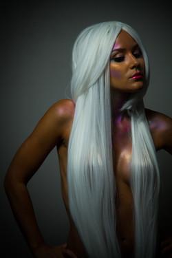 Miss Mascara - La Firm Shoot Image 1