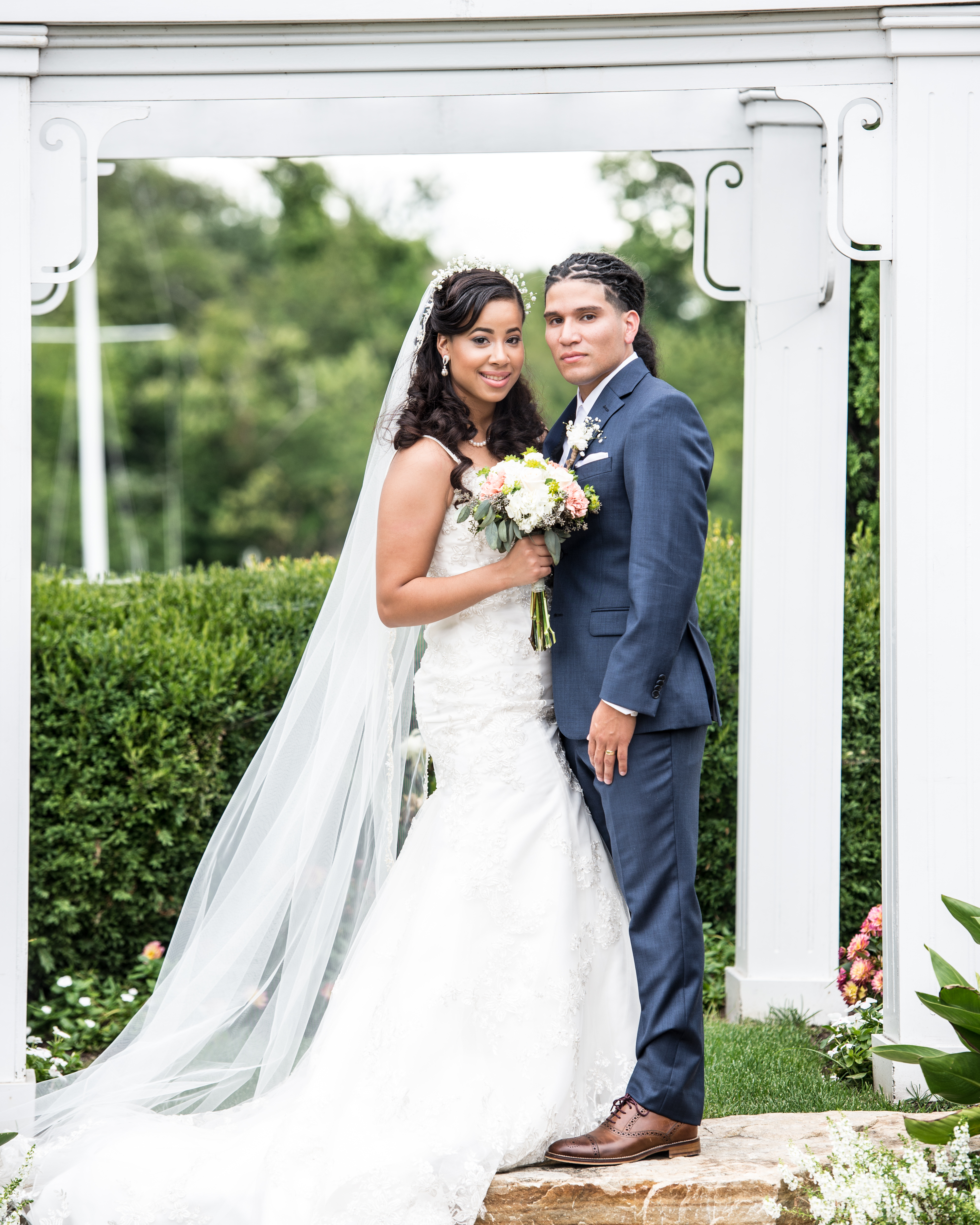 Miller & Jerrica Wedding Photos-1