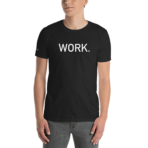 WORK. Softstyle T-Shirt
