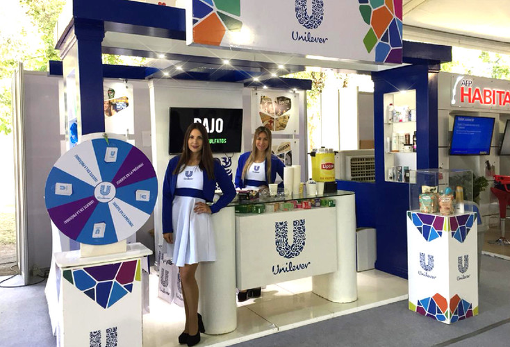 Stand Unilever