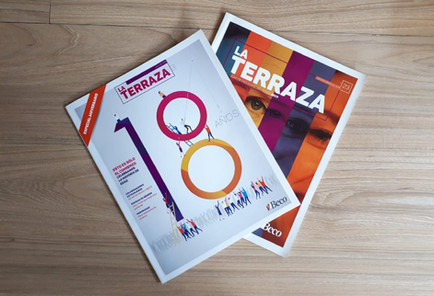 Diseño revista