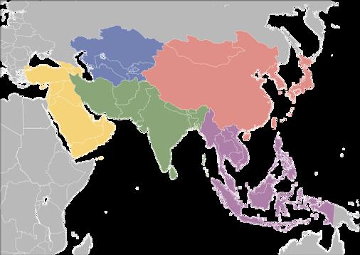 визы в азию 2016