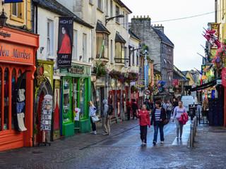 Почему стоит поехать в Ирландию!?