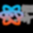 Логотип Атом Виза - визовое агентство