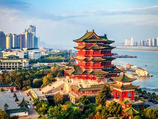 В Китай без визы до 6-ти дней.