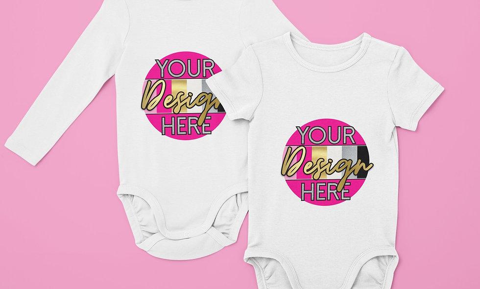 Custom Baby Onesie/T-Shirt