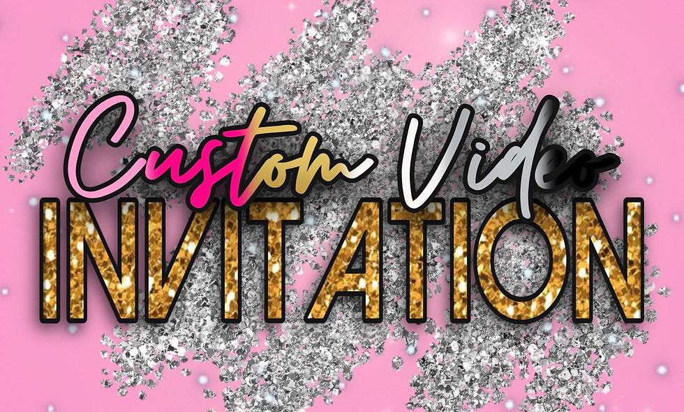 Video Invitation