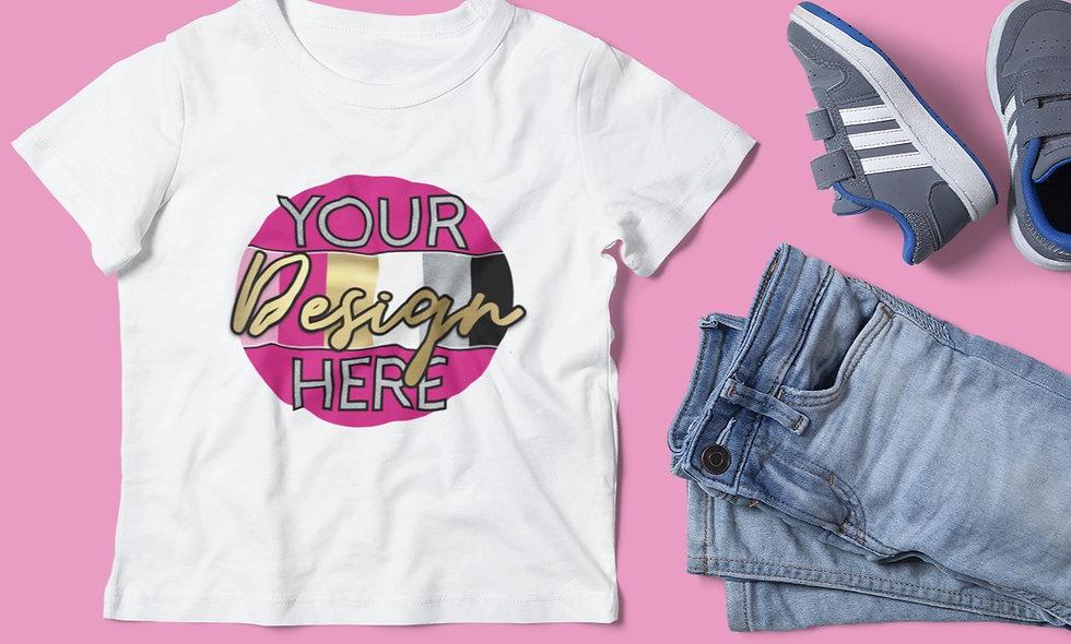 Toddler Custom T-Shirt
