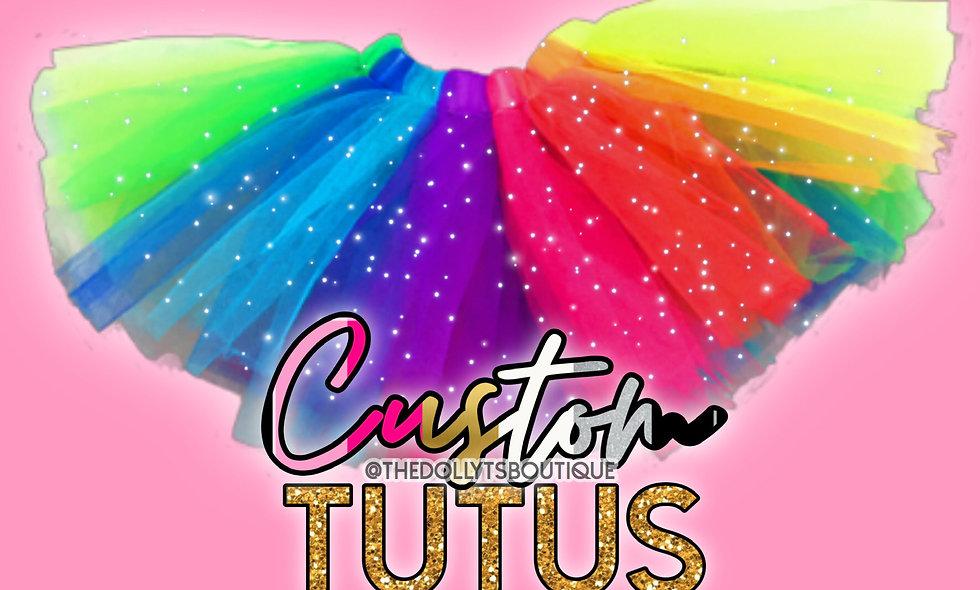 Custom Tutus